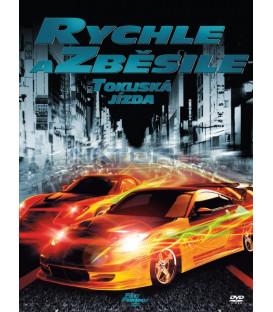 Rychle a zběsile: Tokijská jízda 2006 (The Fast and the Furious: Tokyo Drift) DVD