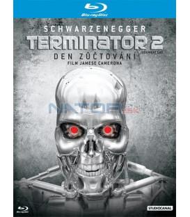 Terminátor 2: Den zúčtování  (Terminator 2: Judgment Day) Blu-ray
