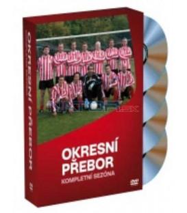 Okresní přebor -Kolekce 4 DVD