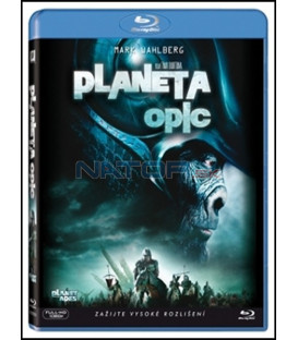 Planeta opic (Planet of the Apes) Blu-ray