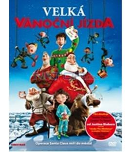 VELKÁ VÁNOČNÍ JÍZDA ( Arthur Christmas) DVD