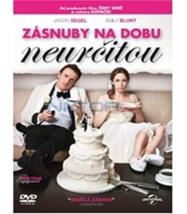 ZÁSNUBY NA DOBU NEURČITOU (Five-Year Engagement) DVD