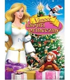 Vánoce labutí princezny 2012 (Swan Princess Christmas) DVD