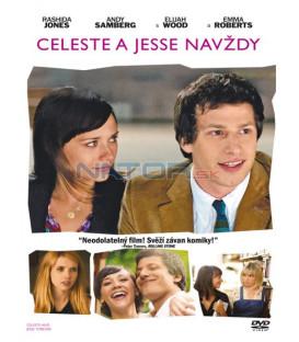CELESTE A JESSE NAVŽDY (Celeste and Jesse Forever) DVD