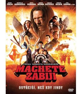 MACHETE ZABÍJÍ (Machete Kills) DVD
