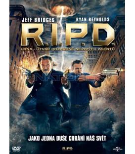 R.I.P.D.-URNA: Útvar Rozhodně Neživých Agentů ( R.I.P.D.) DVD