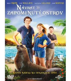 NÁVRAT NA ZAPOMENUTÝ OSTROV (Return to Nims Island) DVD