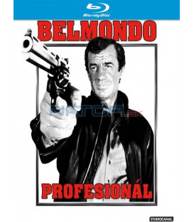 Profesionál (Le Professional) - Blu-ray