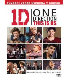 One Direction: This Is Us (One Direction: This Is Us) DVD