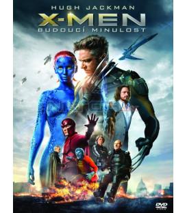 X-Men: Budoucí minulost (X-Men: Days of Future Past) DVD
