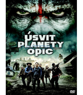 Úsvit planety opic (Dawn of the Planet of the Apes) DVD