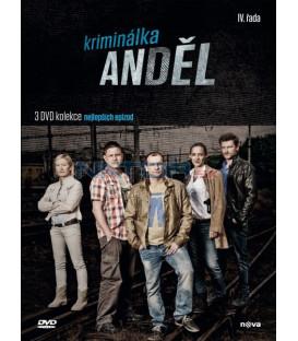 KRIMINÁLKA ANDĚL IV. ŘADA - 3 DVD
