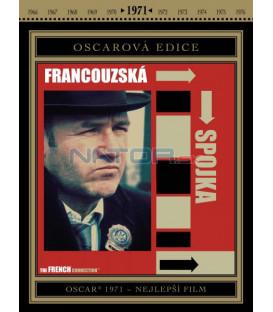 Francouzská spojka (French Connection) DVD Oscarová edice