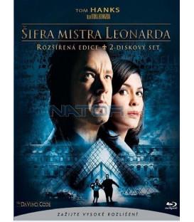 Šifra mistra Leonarda Blu-ray