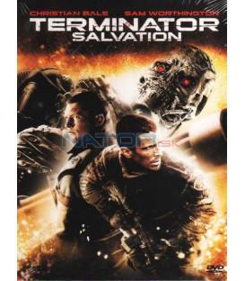 Terminator Salvation DVD Verze pro kina