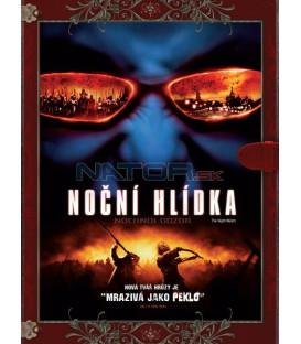 Noční hlídka (Ночной дозор/Nočnoj dozor) DVD KNIŽNÉ ADAPTÁCIE