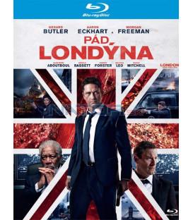 Pád Londýna (London Has Fallen) Blu-ray