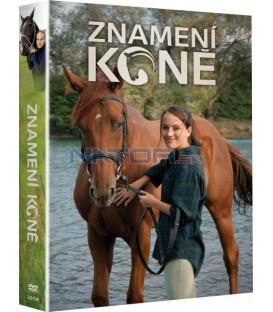ZNAMENÍ KONĚ 1. a 2. SÉRIE - 8 DVD