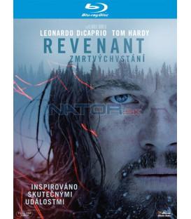 REVENANT - Zmrtvýchvstání Blu-ray