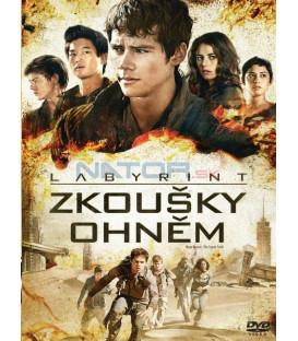 LABYRINT: ZKOUŠKY OHNĚM (Maze Runner: Scorch Trials) DVD