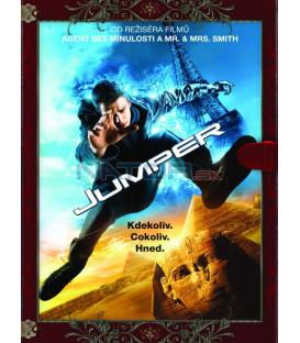 JUMPER Knižní edice DVD