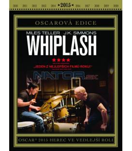 Whiplash DVD Oscar edice