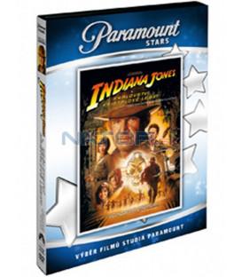 Indiana Jones a království křišťálové lebky (Indiana Jones and the kingdom of the crystal skull) DVD