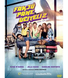 Fakjů pane učiteli 2 (Fack ju Göhte 2) DVD