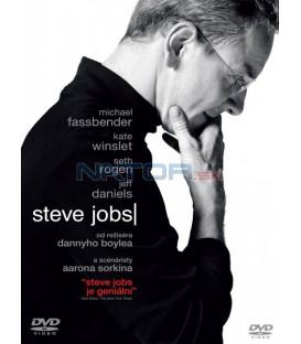 Steve Jobs 2015 DVD