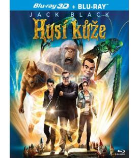 Husí kůže (Goosebumps) 3D + 2D - Blu-ray