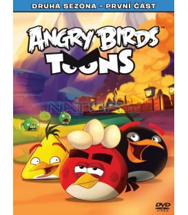 ANGRY BIRDS TOONS - 2. SÉRIE (1. ČÁST) - DVD