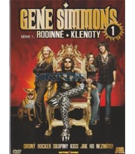 Gene Simmons: Rodinné klenoty - DVD 1 (Gene Simmons: Family Jewels) DVD
