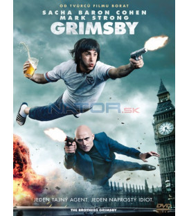 Grimsby (The Brothers Grimsb) DVD