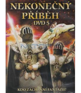 Nekonečný příběh 5 (Tales From The Neverending Story) DVD