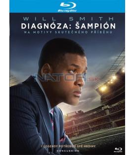 Diagnóza: Šampión (Concussion)  Blu-ray