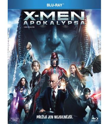X-Men: Apokalypsa (X-Men: Apocalypse) Blu-ray