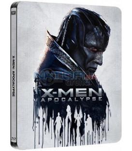 X-Men: Apokalypsa (X-Men: Apocalypse) Blu-ray 3D + 2D STEELBOOK