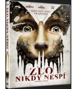 Zlo nikdy nespí (Before I Wake) DVD