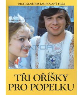 TŘI OŘÍŠKY PRO POPELKU (Digitálně restaurovaná verze) - DVD