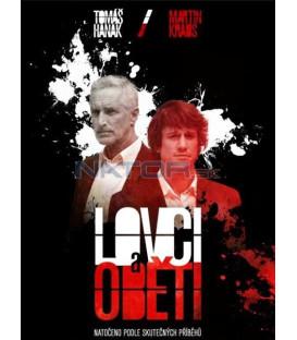 LOVCI A OBĚTI - DVD