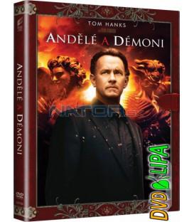 Andělé a démoni (Angels & Demons) DVD (knižní edice)