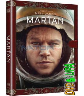 Marťan (The Martian) DVD (knižní edice)