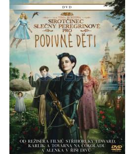 Sirotčinec slečny Peregrinové pro podivné děti (Miss Peregrines Home for Peculiar Children) DVD