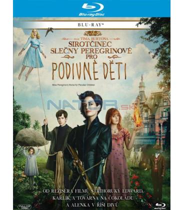 Sirotčinec slečny Peregrinové pro podivné děti (Miss Peregrines Home for Peculiar Children) 2D (1disk) Blu-ray