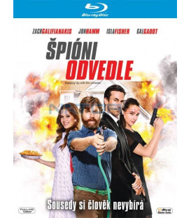 Špioni odvedle (Keeping Up with the Joneses) BLU-RAY