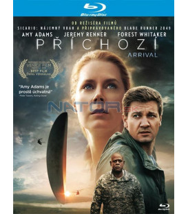 Příchozí (Arrival) Blu-ray
