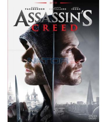 Assassins Creed 2016 - DVD