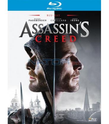 Assassins Creed 2016 - Blu-ray