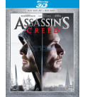 Assassins Creed 2016 - 3D + 2D Blu-ray