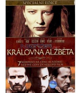 Královna Alžběta (Elizabeth) DVD